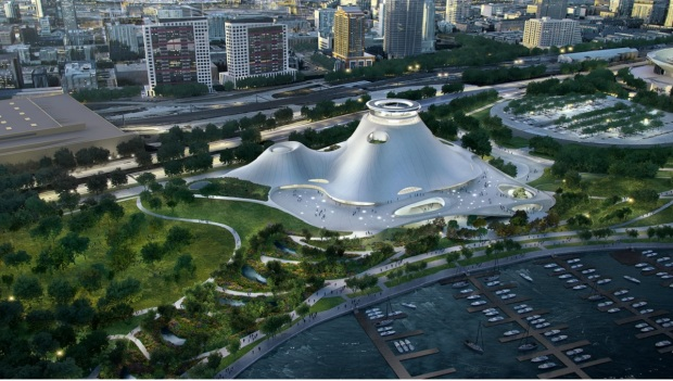 Photos: New Lucas Museum Renderings