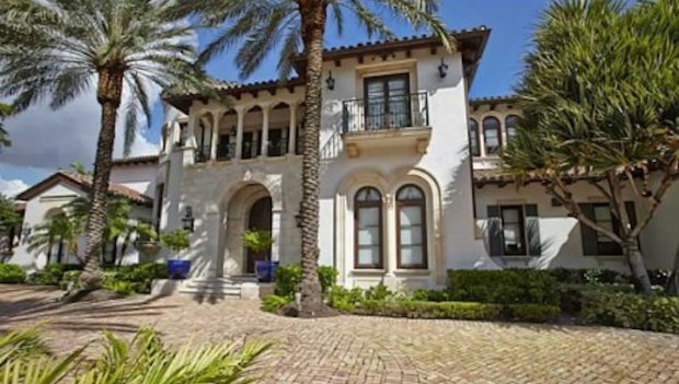 Score Scottie Pippen's Fort Lauderdale Pad For $11.8M