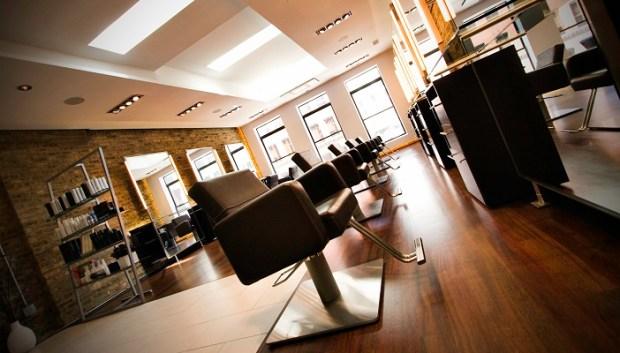 A Peek Inside: George the Salon