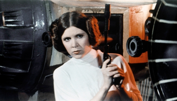 [NATL] Carrie Fisher Through The Years
