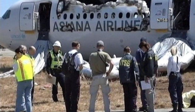 [BAY] NTSB Investigation Into Asiana Crash at SFO Continues