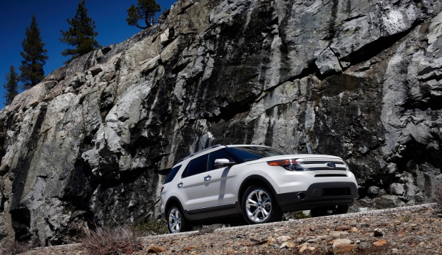 Ford Debuts Plans for New Explorer