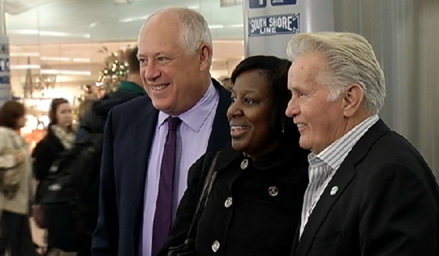 Familiar Faces Help Quinn Campaign