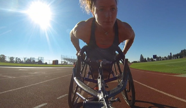 U of I Brings Stellar Wheelchair Racing Team to Chicago Marathon