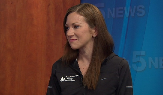 Goodwill Ambassador Tera Moody Discusses Chicago Marathon