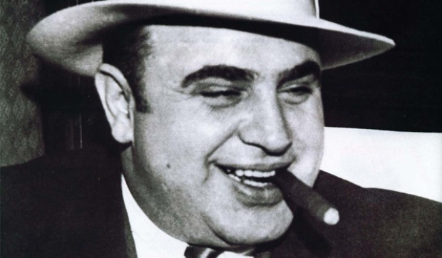 "[CHI] ""Al Capone Is Not a Monster"""
