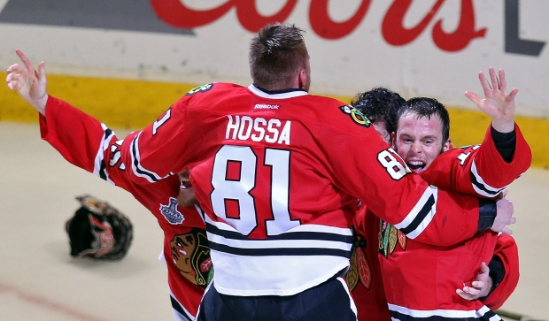 Stanley Cup Final: Blackhawks vs. Lightning