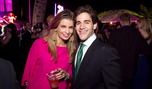 Green Tie Ball 2011