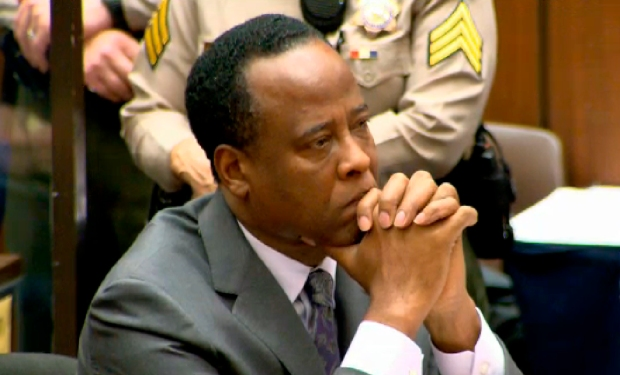Conrad Murray Receives Sentence