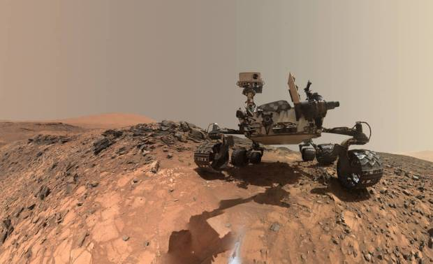 [LA GALLERY]Curiosity Rover's Mars Photo Album