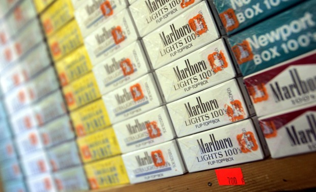 [CHI] Millions Lost in Cigarette Tax Evaders: Preckwinkle