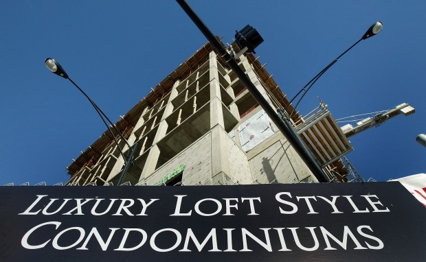 Chicago Condo Boom Goes Bust