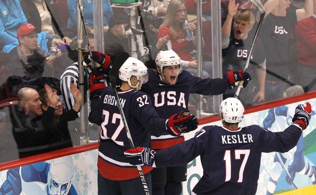 [CHI] 10 Blackhawks Represent 5 Countries in Winter Olympics