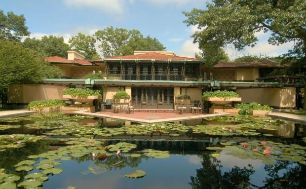 Frank Lloyd Wright's 'Best' House Hits the Market in Chicago