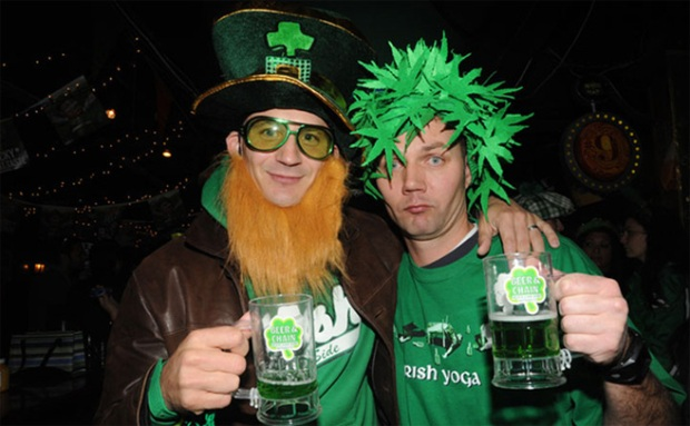 PHOTOS: St. Patricks Day Shenanigans