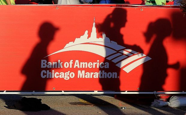 2017 Bank of America Chicago Marathon By the Numbers