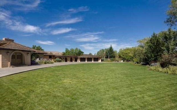 Ex-Wife of Hugh Hefner Lists Reno Estate