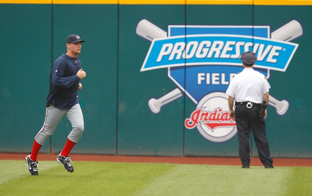 Images From Strasburg's First Road Start