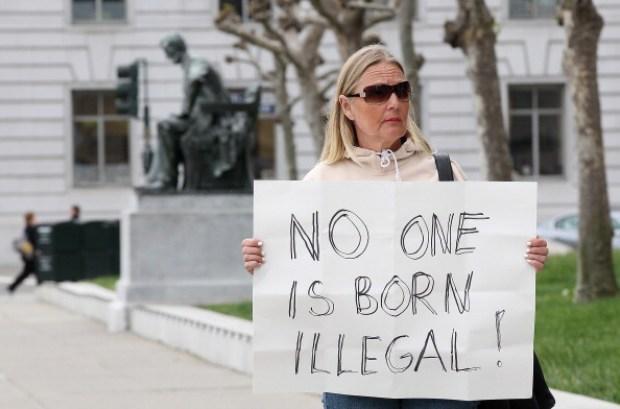 Images: Anti Arizona Law Protest