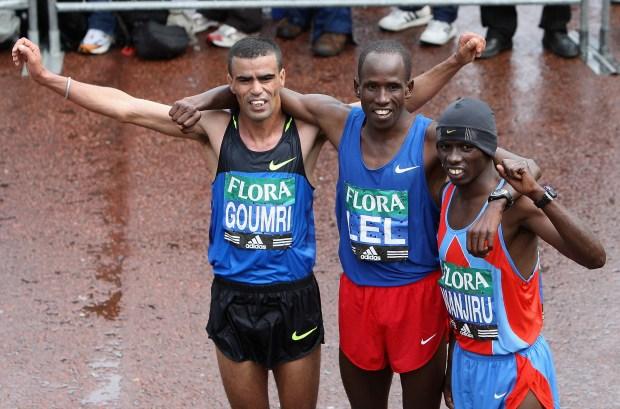 Chicago's Elite Marathoners