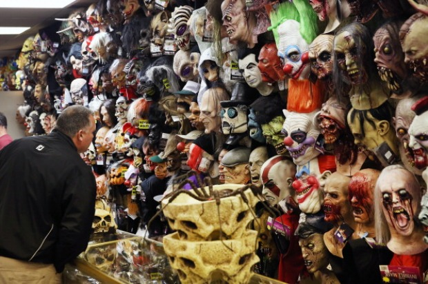 Top Chicago Halloween Costumes for 2014