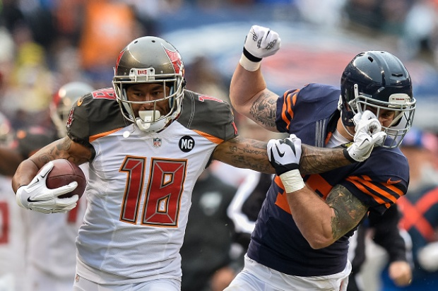 Game Photos: Bears vs. Buccaneers