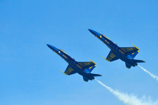 [CHI] Scaled-Back Air, Water Show Lands This Weekend