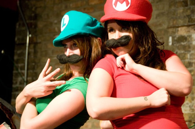 PHOTOS: Super Mario Brothers Burlesque