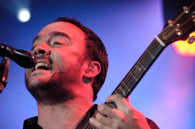 PHOTOS: Dave Matthews Does Wrigley