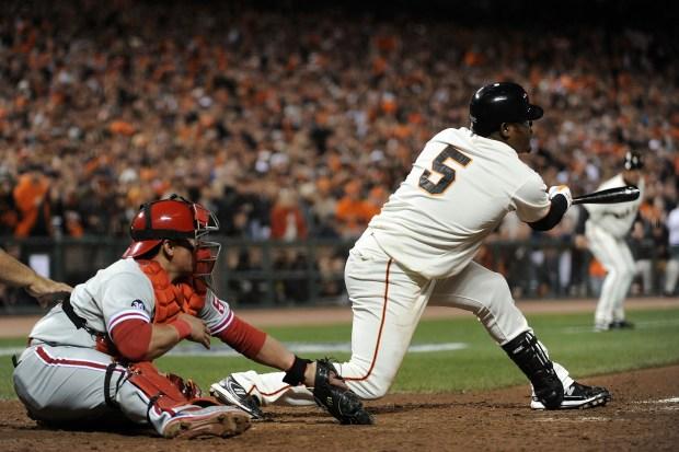 In Pictures: Giants Vs. Phillies
