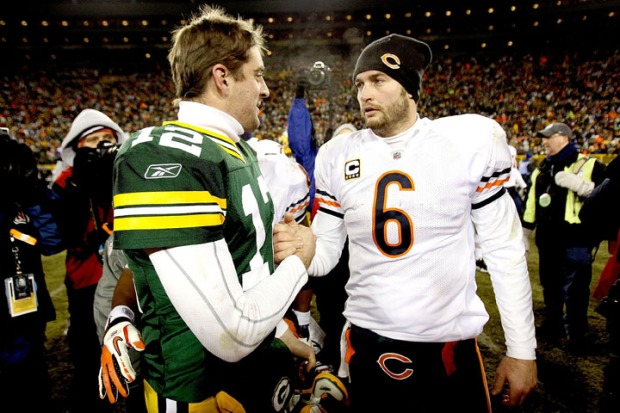 PHOTOS: Bears Versus Packers