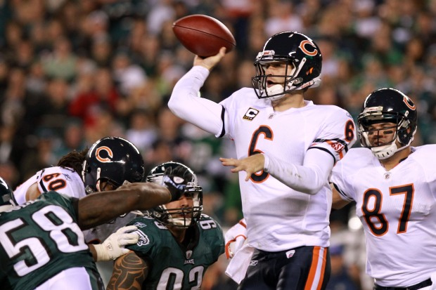 Game Photos: Bears, Eagles MNF Clash