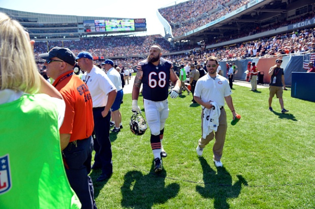 The Bears Bad Season in Photos