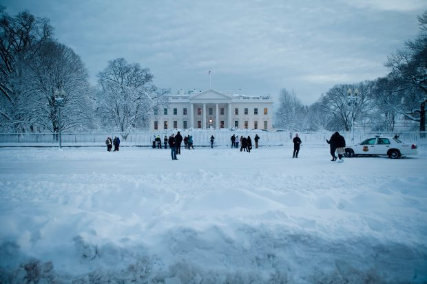 Storm Photos: The Curse of Snowbama!