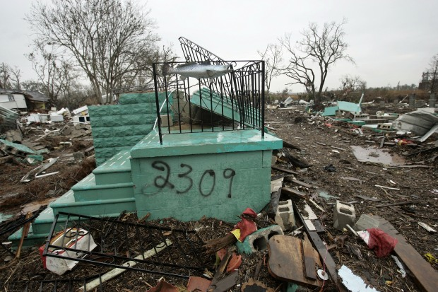 [CHI] Katrina Survivors Still Hold New Orleans To Heart