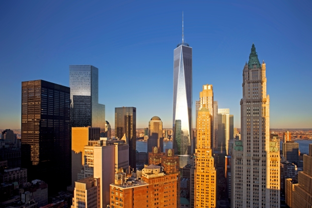1 World Trade Center: New Design