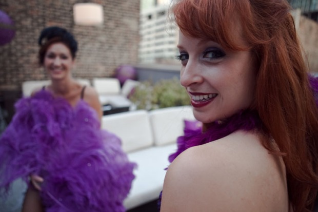 PHOTOS: Purple Vodka on the Rooftop
