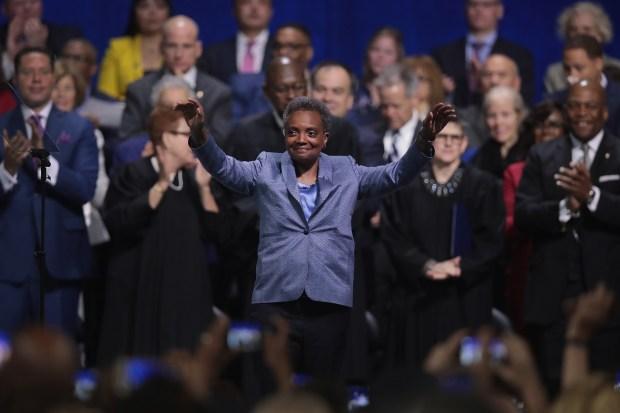 Watch Lori Lightfoot's Full Inauguration Speech