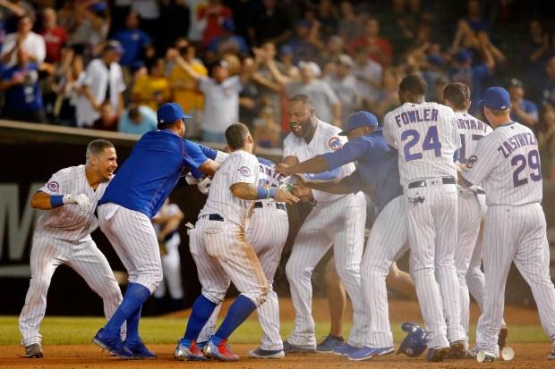 Cubs' 2016 Season in Photos
