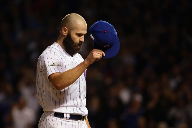 Welcome Back Jake: Arrieta's Best Cubs Moments