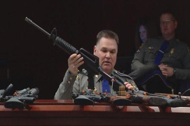[HAR] Gun Testimony At Sandy Hook Advisory Committee