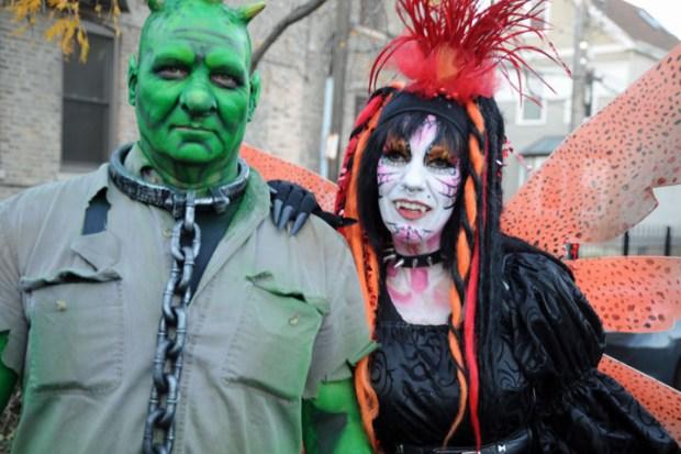 PHOTOS: Boystown Halloween Parade