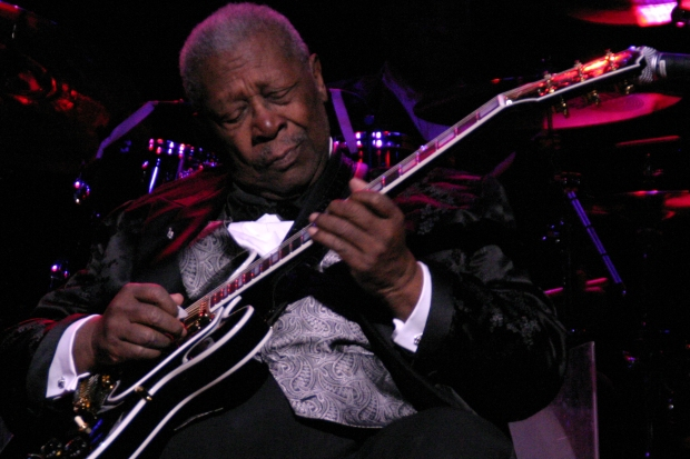 B.B. King, Buddy Guy Perform at Constitution Hall