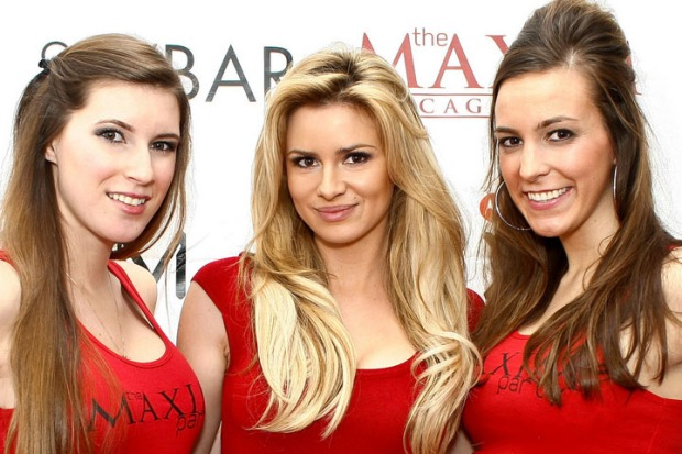 PHOTOS: Maxim Magazine's Chicago Bash