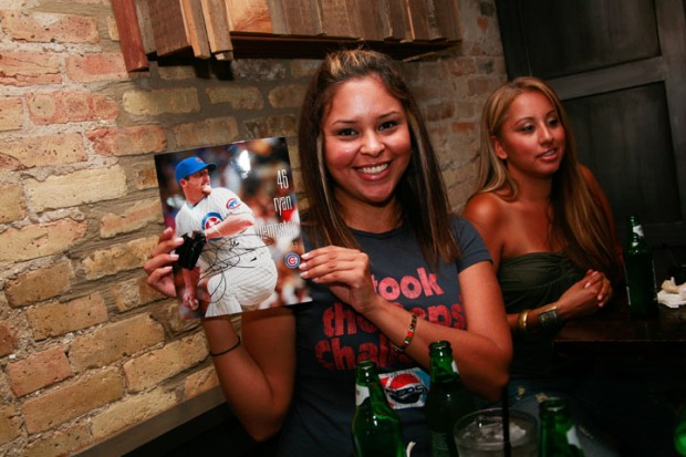 Launch Party: Muscle Milk Unveils Cubs Bottle