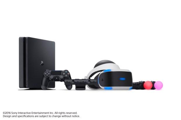 PlayStation VR Games