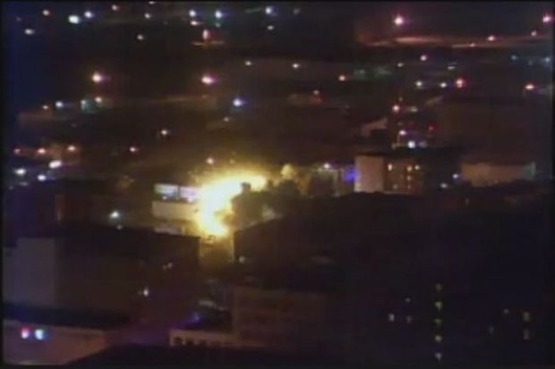 [HAR] Injuries and Heavy Damage after Springfield Gas Explosion