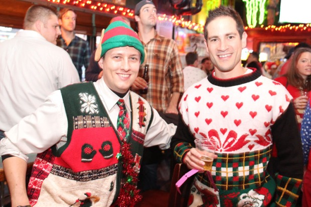 Ugly Sweater Pub Crawl 2011