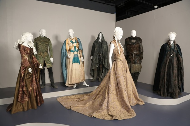 """Game of Thrones"" to ""Downton Abbey"": TV Costume Exhibit"