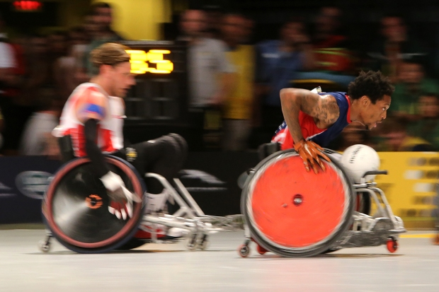 [NATL] Invictus Games for Wounded Vets Kick Off in Orlando